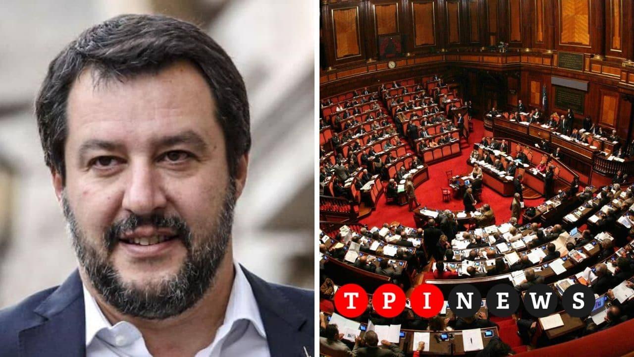 Caso gregoretti oggi il voto contro salvini in senato for Leggi approvate oggi al senato
