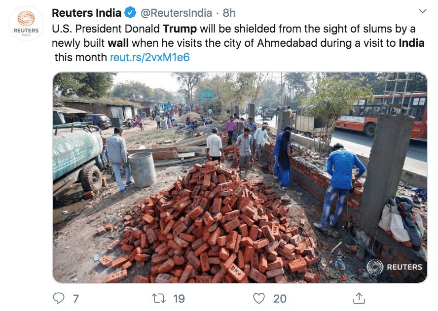 trump india muro
