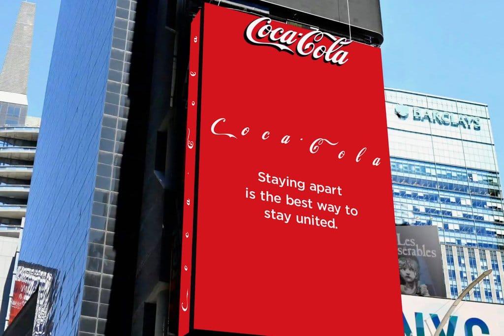 Coronavirus CocaCola