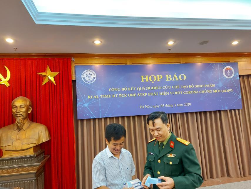 coronavirus test vietnam