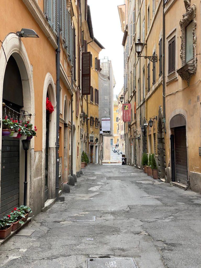 Coronavirus Roma foto