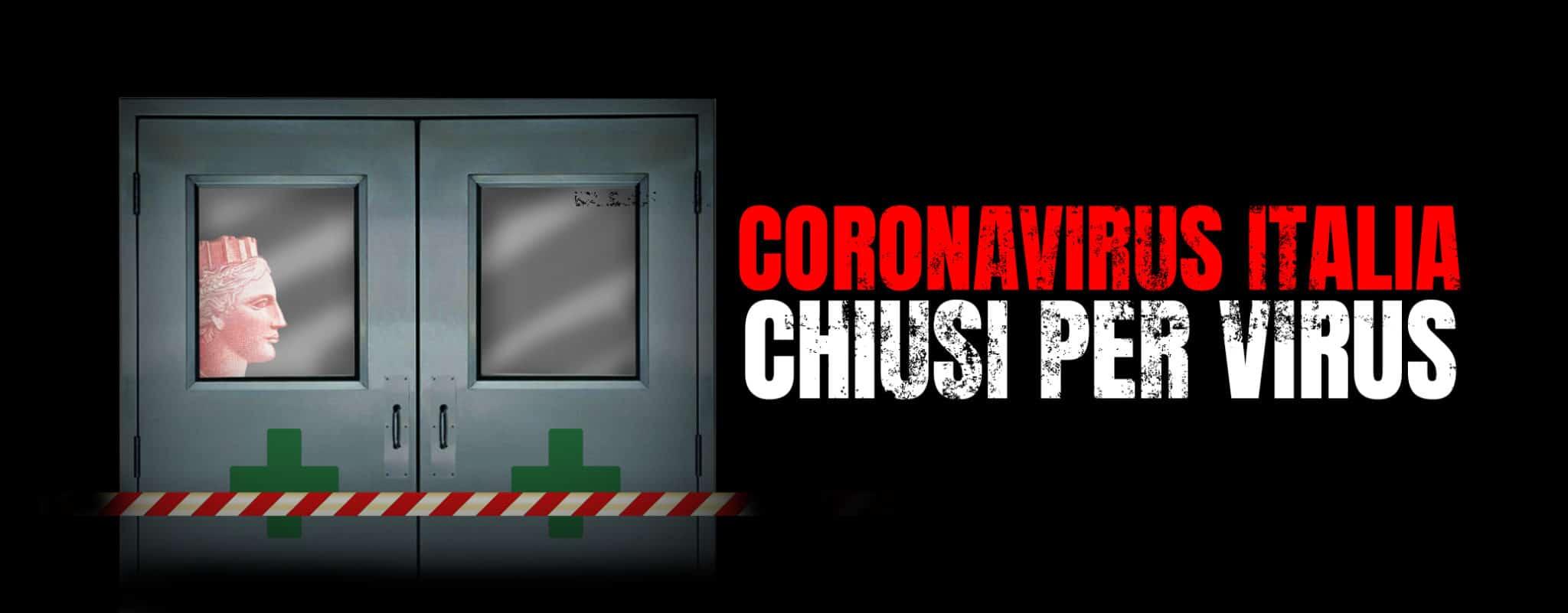 Nuovo Decreto Coronavirus