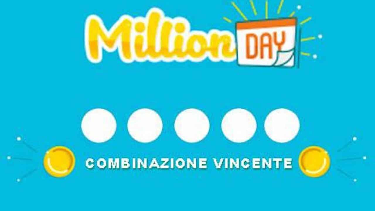 Estrazione Million Day di oggi, 28 marzo 2020: i numeri vinc