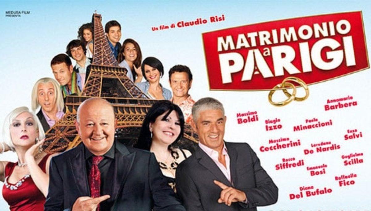 Matrimonio A Parigi Trama Cast E Streaming Del Film Con Massimo Boldi