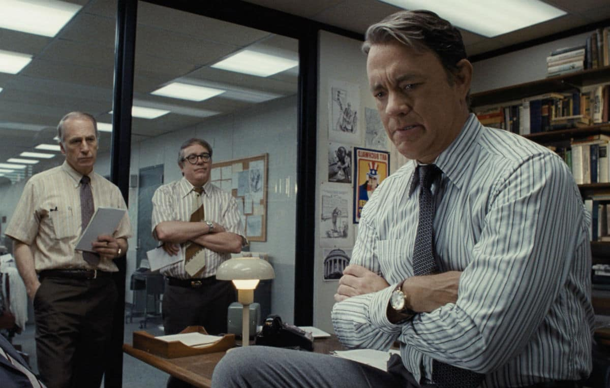 The Post: la trama (storia vara) del film con Tom Hanks e Meryl Streep