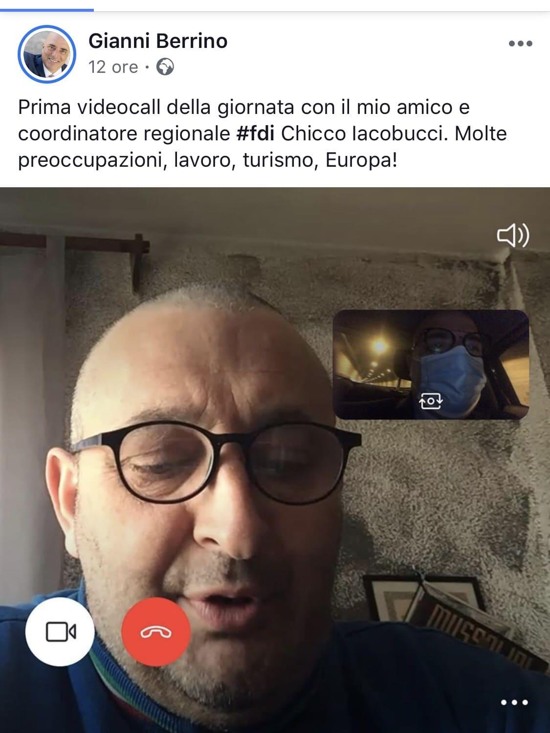 coordinatore fratelli d'italia mussolini