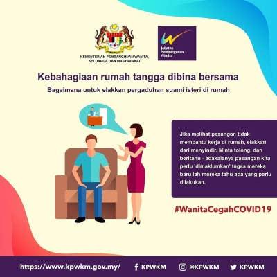 coronavirus donne malesia