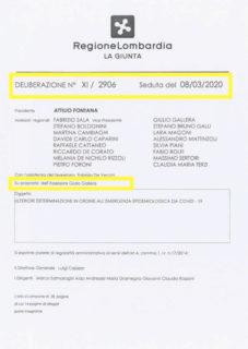 Coronavirus, la Regione Lombardia manda i pazienti dimessi n