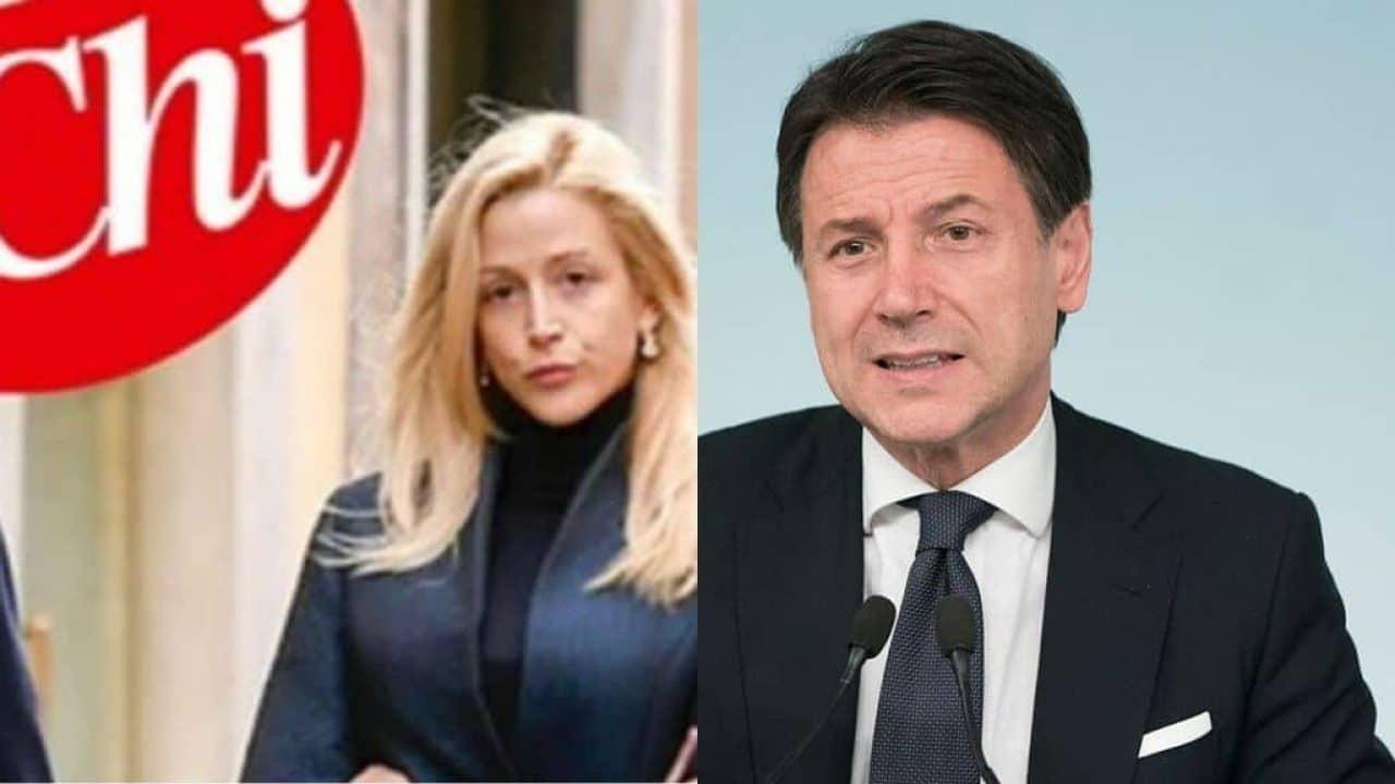 Chi E Olivia Paladino La Fidanzata Del Premier Giuseppe Conte