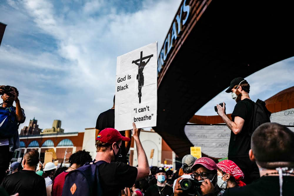 george floyd proteste new york