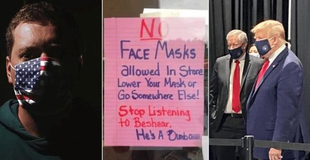 Chi c'è dietro i No Mask, il neo pericoloso movimento che se