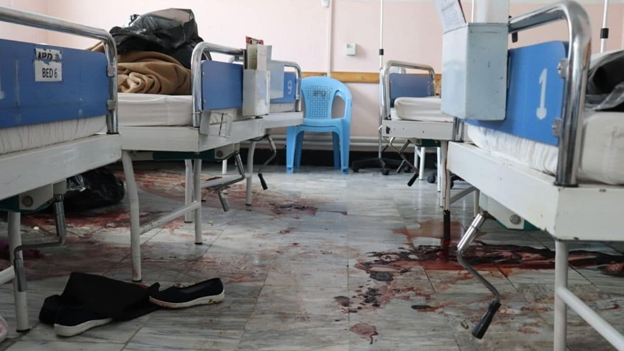 afghanistan msf attacco ospedale