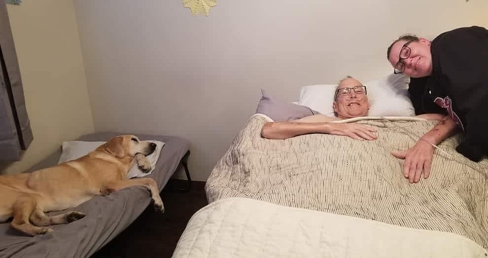 cane proprietario morti