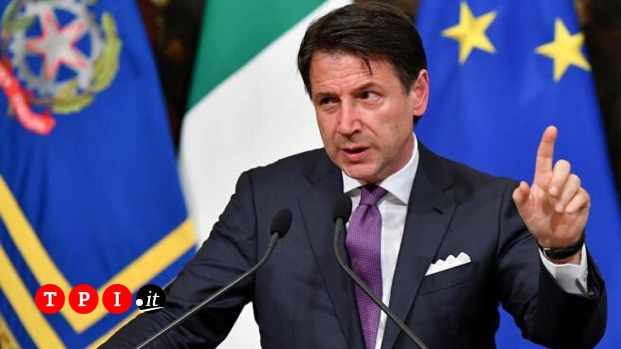 Conte Conferenza Stampa Oggi 13 Maggio Diretta Decreto Rilancio