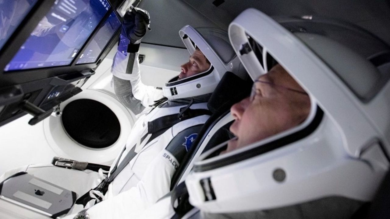 SpaceX, diretta video lancio Crew Dragon/ Partita capsula: N
