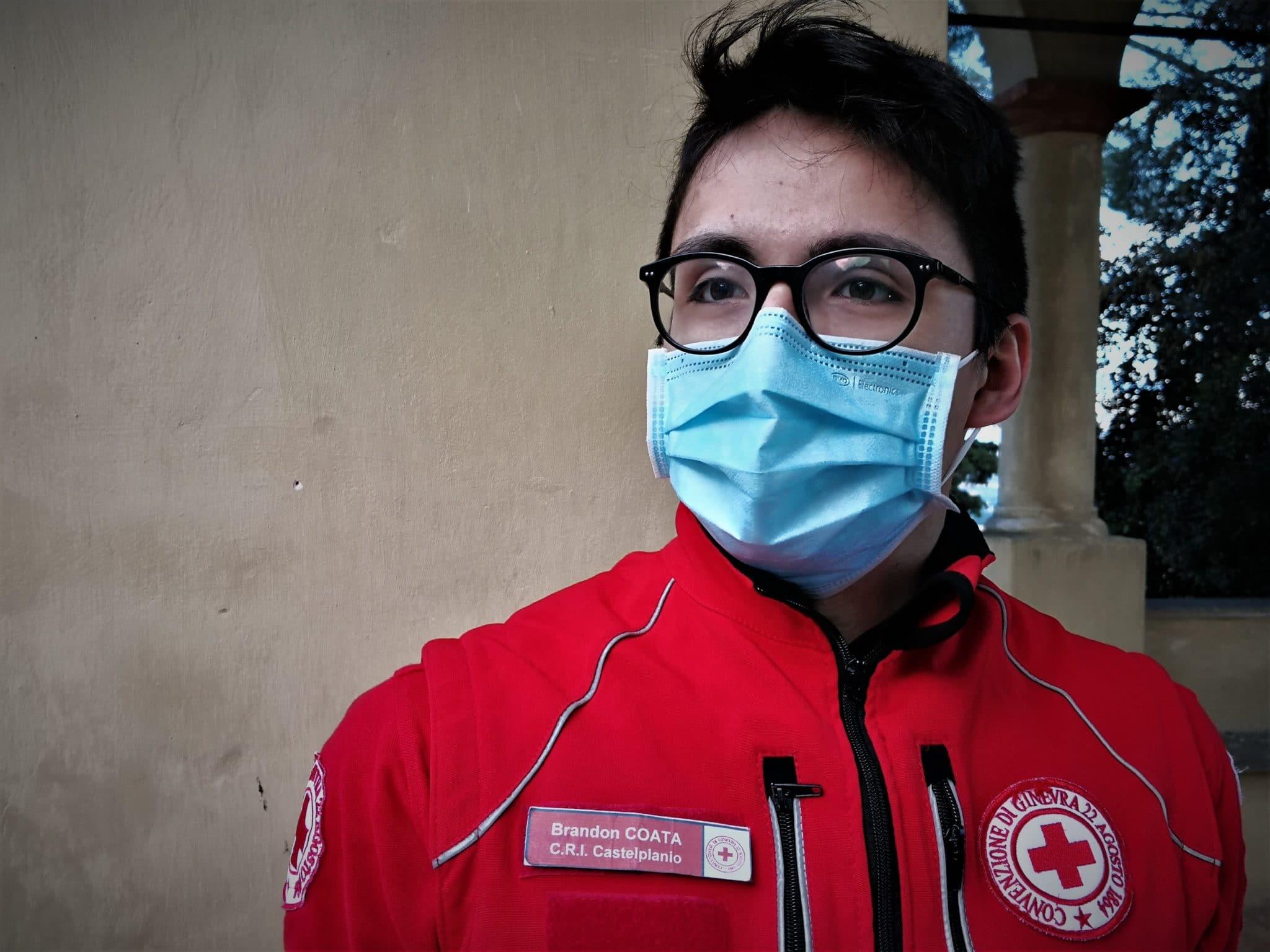 coronavirus croce rossa