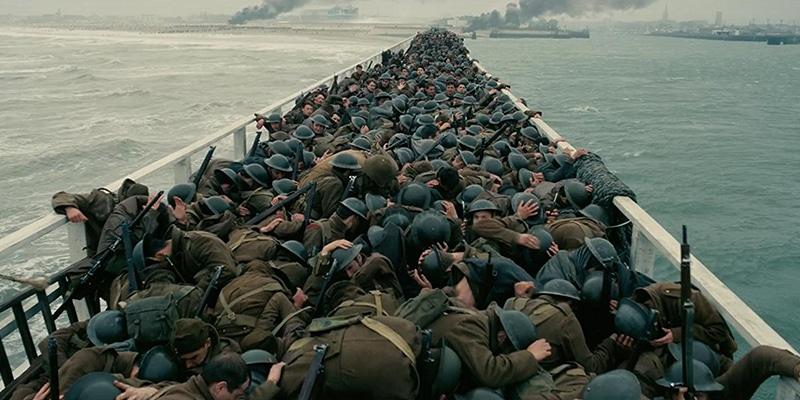 Dunkirk, la trama e il finale del film di Christopher Nolan