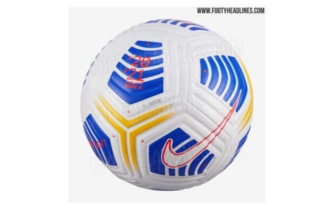 pallone serie a 2021