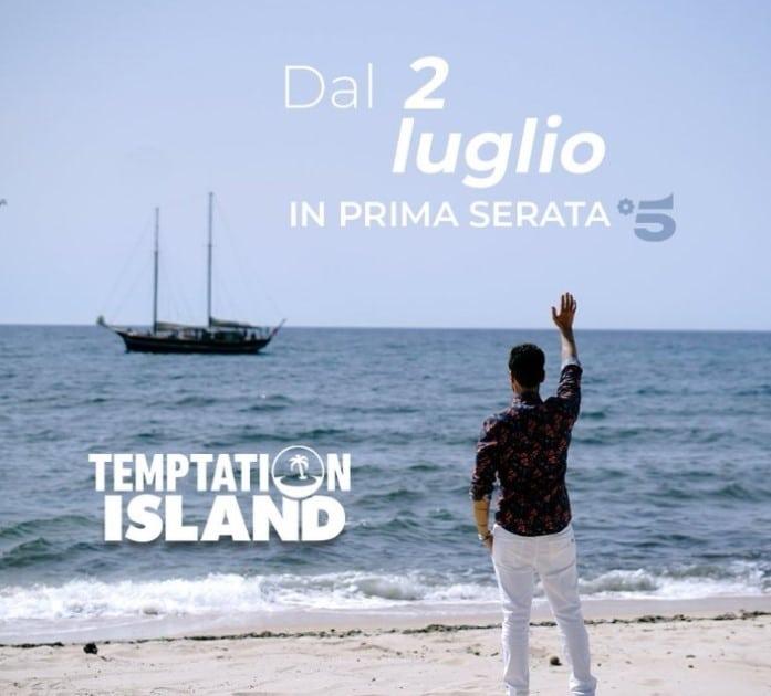 temptaion island quando inizia