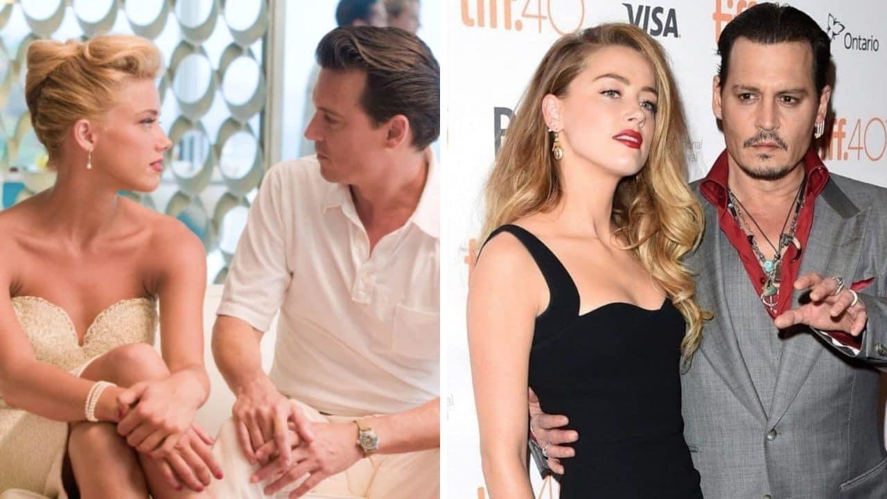 """Johnny Depp su Amber Heard: """"Ha defecato nel nostro letto e poi"""""""