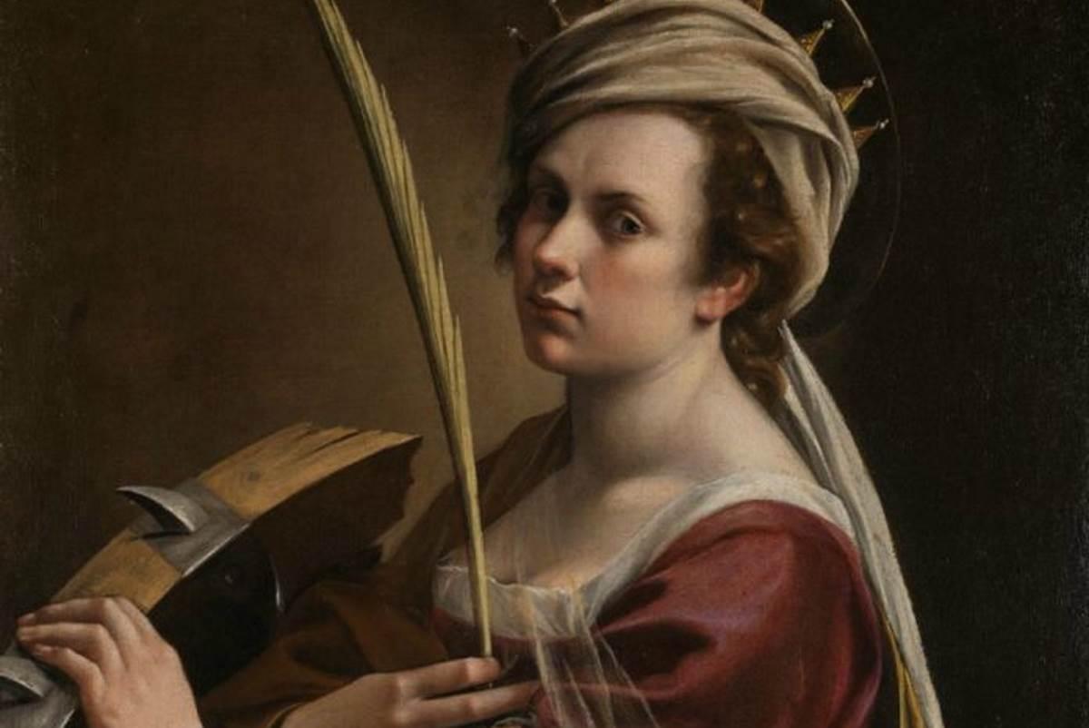 Artemisia Gentileschi, Google celebra con doodle la grande pittrice