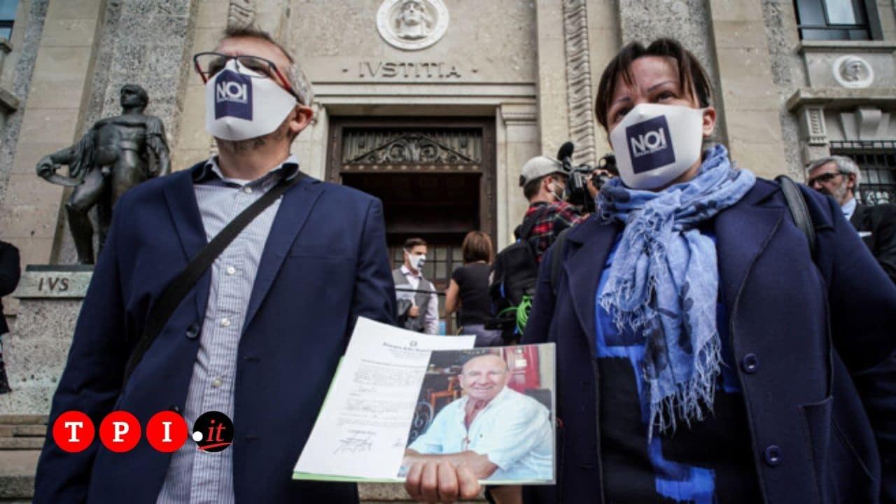 """Covid, famiglie di Bergamo scrivono all'Ue: """"Crimini contro l'umanità"""""""
