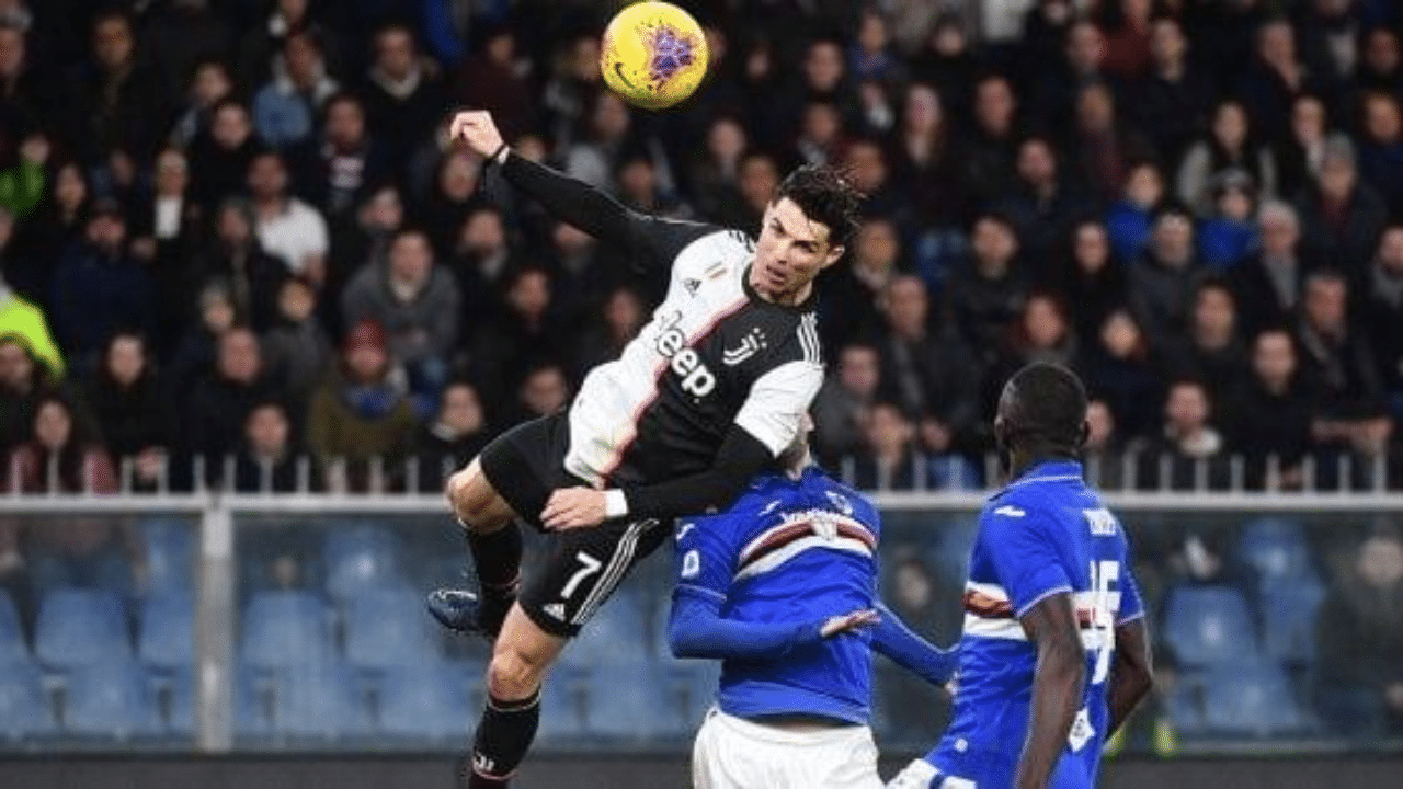 Super goals sink Samp as Juve break Marassi curse - Black ...