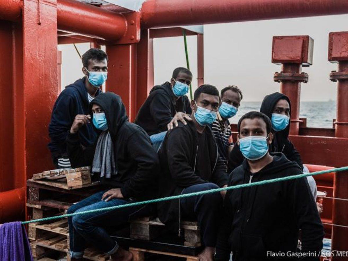 coronavirus migranti