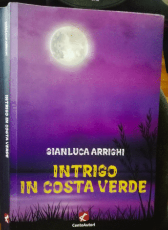 Un libro di corsa: Intrigo in Costa Verde