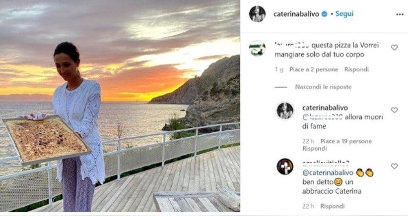 caterina balivo instagram