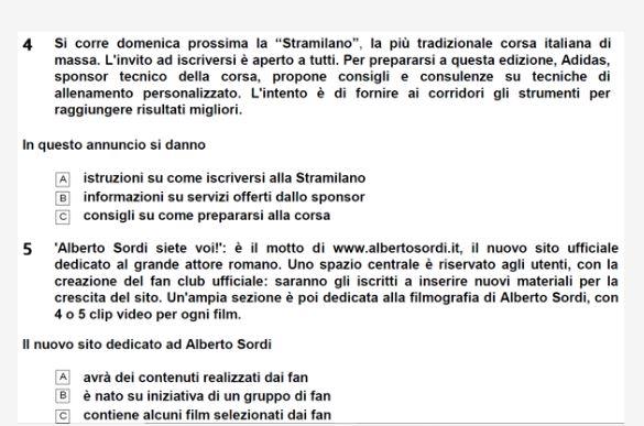 suarez test italiano