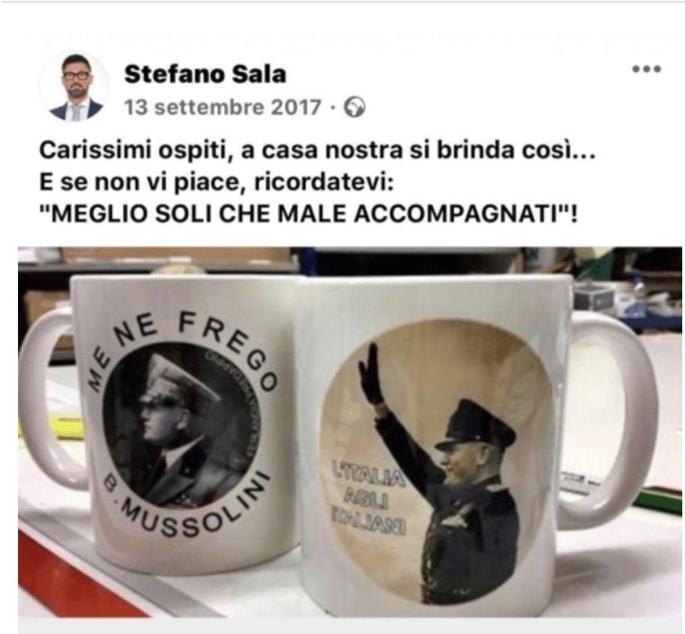brescia sindaco fascismo