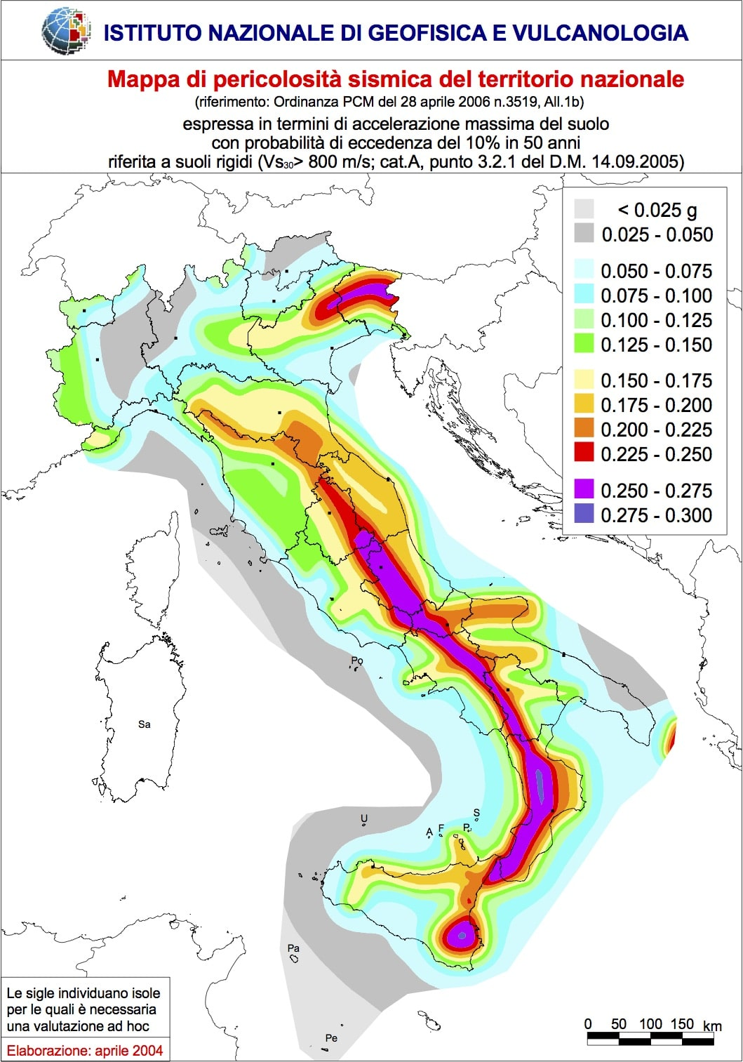 Terremoto oggi in Italia 21 settembre 2020 |  tutte le ultime scosse | Tempo reale