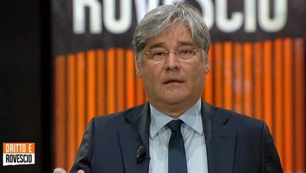 Paolo Del Debbio dimagrito vistosamente: malattia o scelta?