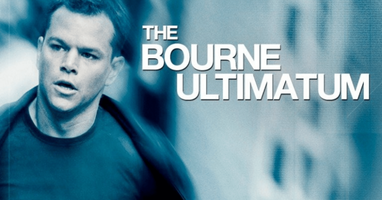 The Bourne Ultimatum Stream