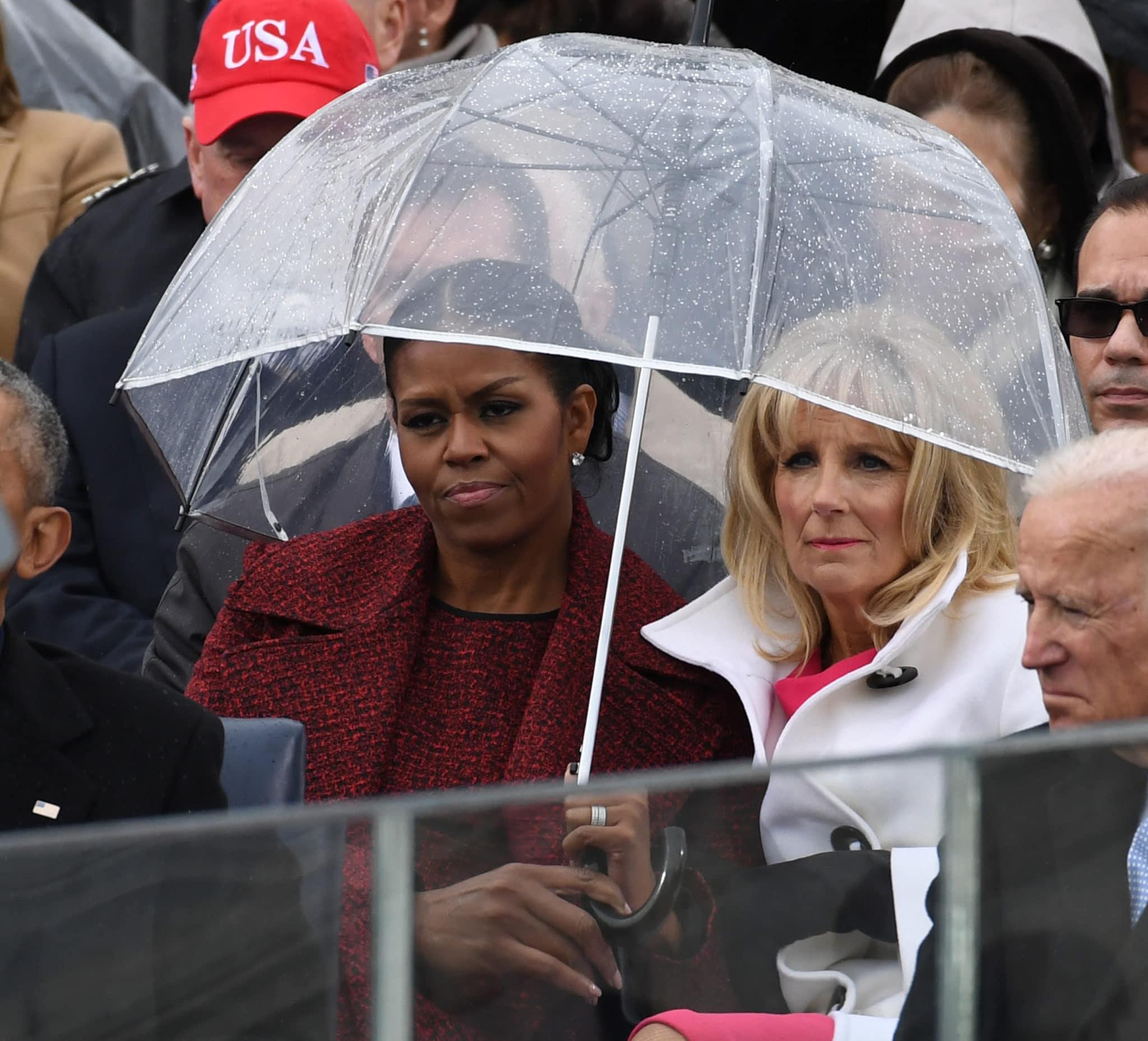 Jille Biden e Michelle Obama