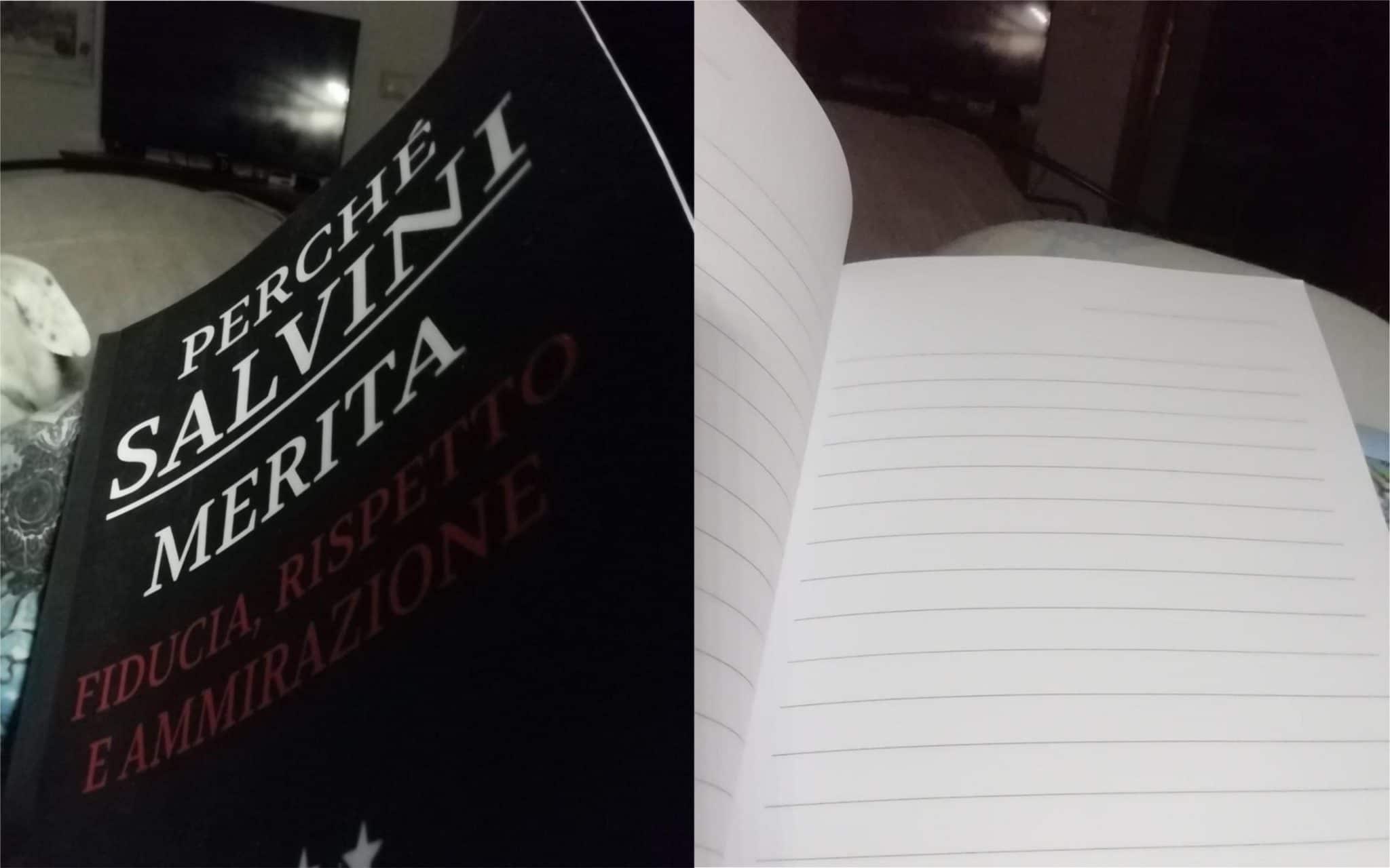 libro salvini pagine bianche