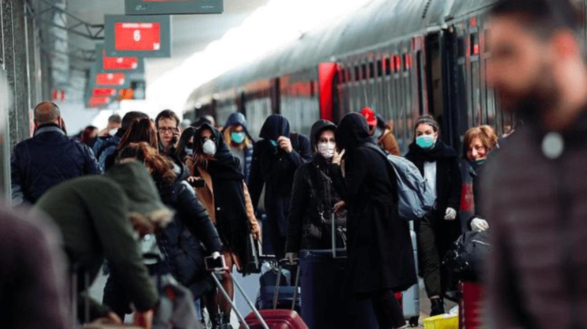 Spostamenti Dpcm, prepariamoci alla grande fuga del 20 dicembre: treni e bus quasi al completo