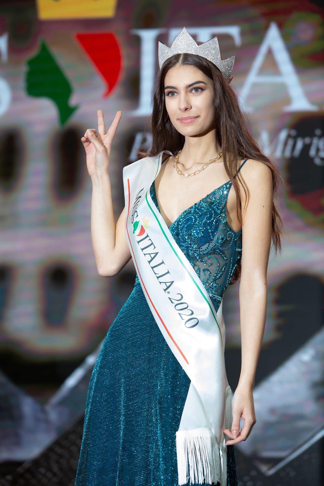 chi è martina sambucini miss italia 2020