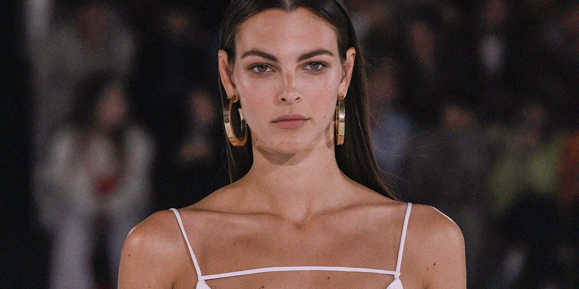 Vittoria Ceretti valletta a Sanremo