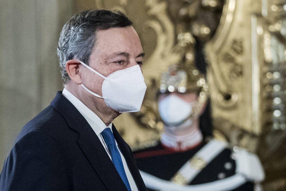 Discorso Mario Draghi Al Quirinale Streaming E Diretta Tv Dove Vederlo