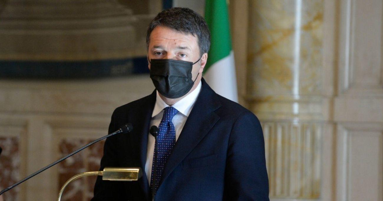 Secondo Giro Di Consultazioni Draghi Incontra Italia Viva La Diretta Live