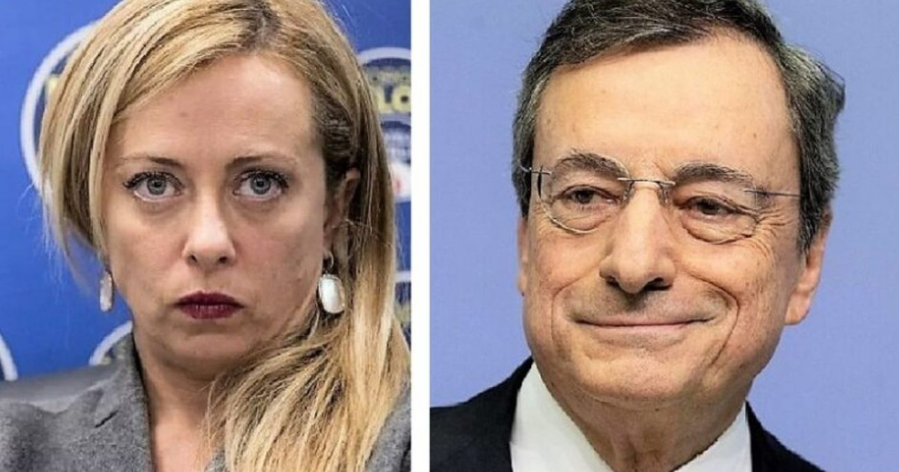 """Giorgia Meloni: """"Senza noi all'opposizione l'Italia come la Corea del Nord"""""""