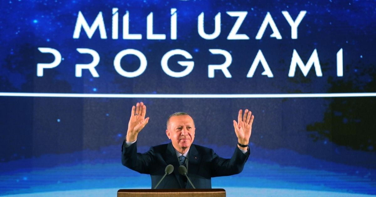 spazio turchia