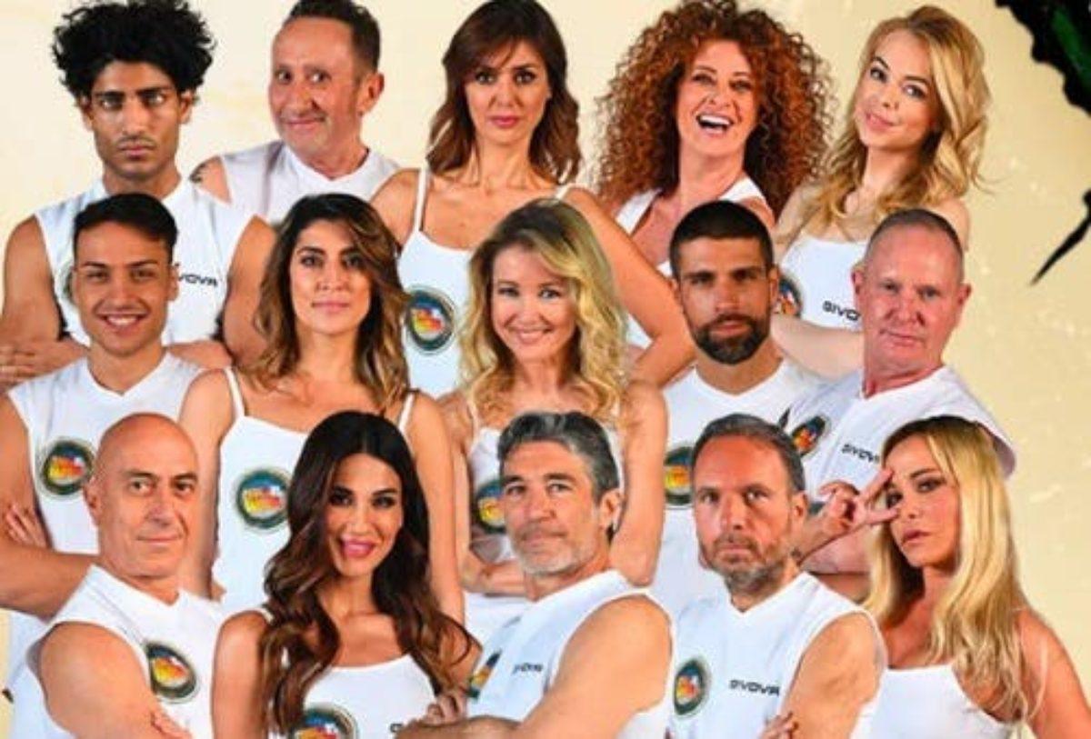 Isola dei Famosi 2021: chi sono i concorrenti (naufraghi) del reality show
