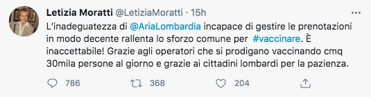 vaccini lombardia aria moratti