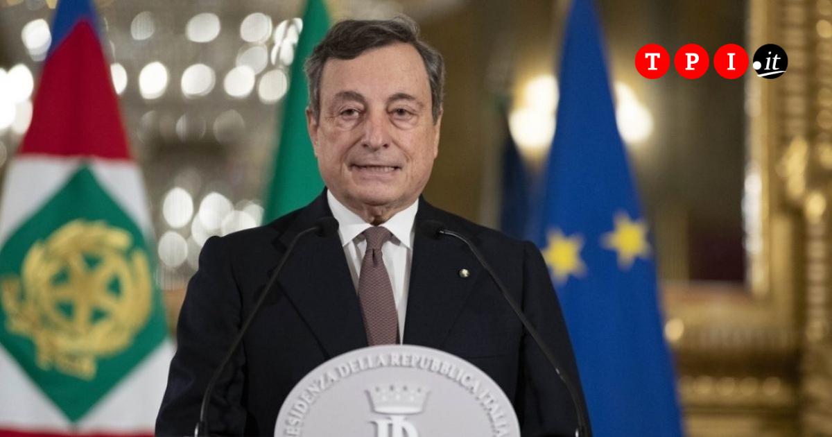 Conferenza Stampa Draghi Oggi Governo La Conferenza Stampa Del Premier Draghi Diretta