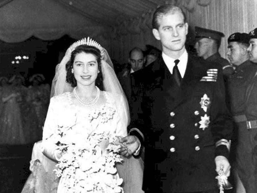 matrimonio regina elisabetta filippo