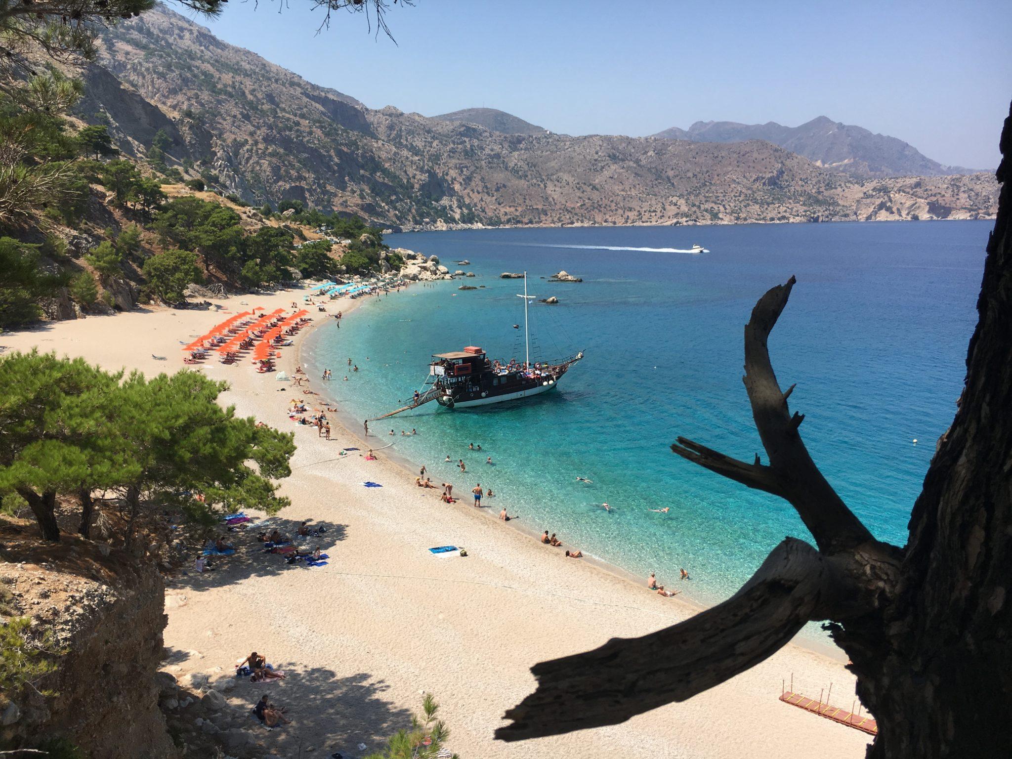 Karpathos, l'isola dell'Egeo per una vacanza lontano dalla folla