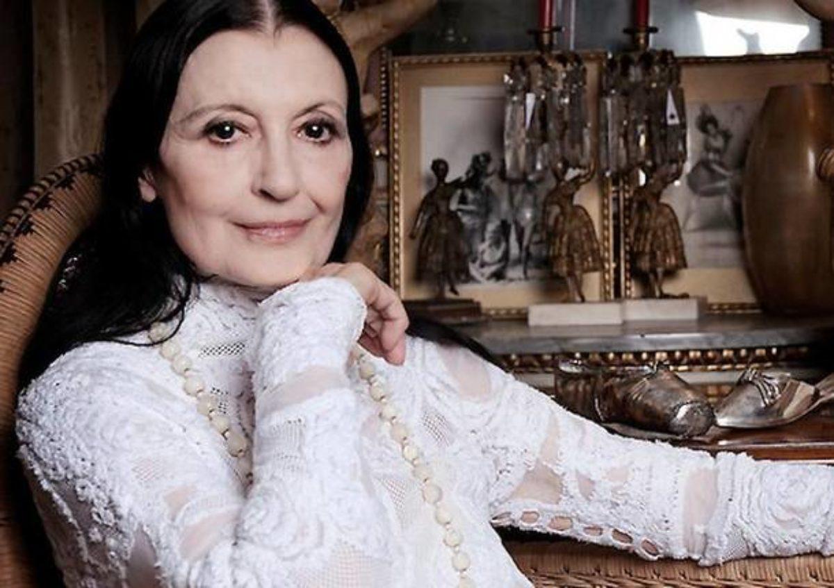 Carla Fracci in gravi condizioni